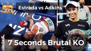 KO in 7 Seconds Womens Boxing World Record | boxen247.com