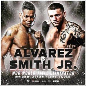 Joe Smith Jr vs Eleider Alvarez Set For August 22nd | boxen247.com