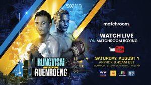 Rungvisai vs Ruenroeng boxen247.com
