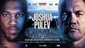 Anthony Joshua To Fight Kubrat Pulev in December | boxen247.com