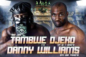 Mike Tyson Conqueror Danny Williams Fights Aug 28th | boxen247.com