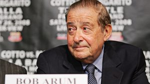 Bob Arum On His Promoted Heavyweights - boxen247.com
