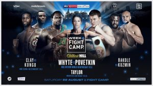 Hearn Concerned Over Possible Whyte & Povetkin Confrontation - boxen247.com