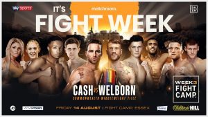 Fight Camp Week 3 Results as They Happen (Sky Sports/Dazn) - boxen247.com