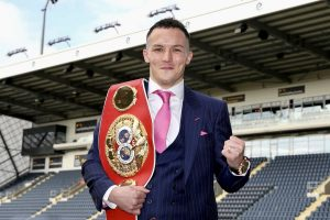 Out of the ring since November 2019, IBF featherweight champion Josh Warrington (30-0, 7 KO's) is still aiming for Can Xu, a fight that was nearly made but KO'd by COVID-19 earlier in 2020 - boxen247.com