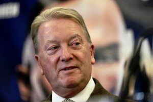 """""""The Winner of Dubois Against Joyce Will Be Front of The Queue"""" - Frank Warren 