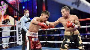 Hugo Hernandez Upsets Daniel Valladares as Valladares Losses in Mexico - boxen247.com