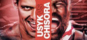 Oleksandr Usyk vs Derek Chisora Looks Set For Halloween - boxen247.com