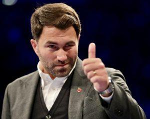 """We Crack on, Fans or No Fans"" - Eddie Hearn on Dec 12th (Joshua vs Pulev) | boxen247.com"