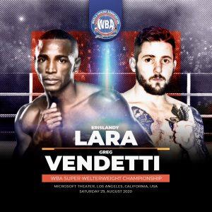 Lara Beats Vendetti, Hernandez Shocks Angulo & Fight Card Results - NpbleBoxing.com