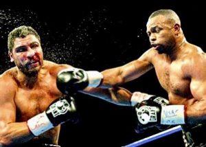 Roy Jones Jr. vs John Ruiz at Heavyweight 2006 - boxen247.com