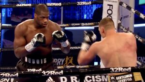 Daniel Dubois (15-0, 14 KO's) W TKO 2 Ricardo Snijders (18-2, 8 KO's) - boxen247.com