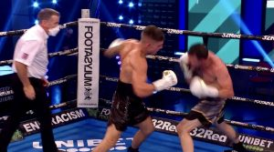 Sam Noakes (4-0, 4 KO's) W RSF 5 Jordan Ellison(11-30-2, 1 KO) - boxen247.com