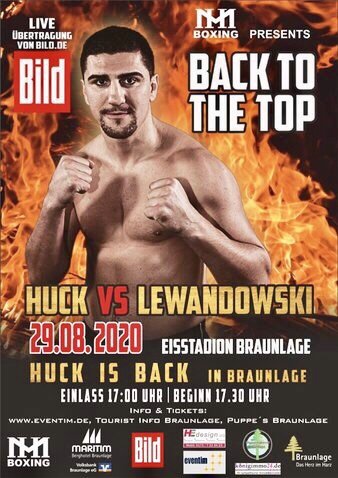 Marco Huck Wins His Heavyweight Fight (Germany) - boxen247.com