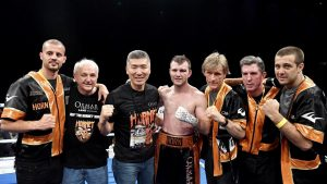 """""""By The End of The Second Round I Thought Jeff Was Gassed,"""" - Jeff Horns Corner - boxen247.com"""