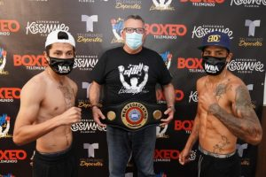 Preciado vs Contreras & Fight Card Results From Kissimmee (Florida) - boxen247.com