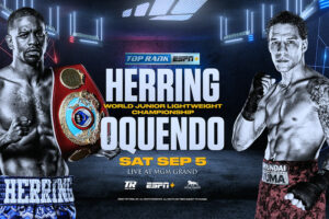 Jamel Herring & Jonathan Oquendo Press Conference Quotes - boxen247.com