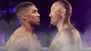 """He's Had Two Good Wins"" - Anthony Joshua on Tyson Fury | boxen247.com"