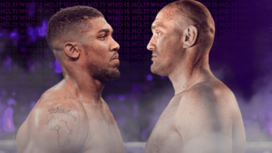 """""""If He Wants to Cement His Legacy, I'm Here & Ready"""" - Anthony Joshua on Tyson Fury - boxen247.com"""