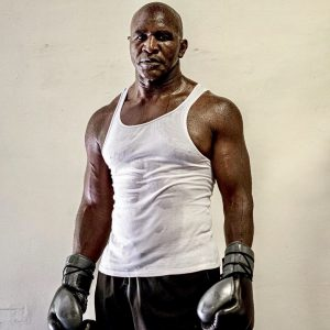 Evander Holyfield at 57 - Boxing Comeback Exhibition Details Imminent - boxen247.com