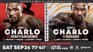 Charlo Twins Showtime Pay-Per-View Event $74.95 | boxen247.com