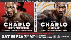 Jermell Charlo & Jermall Charlo Fight Card(s) Weights | boxen247.com