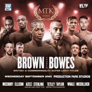 Brown Defeats Bowes & Full Undercard Results From Wakefield (England) - boxen247.com