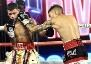"Jesse ""Bam"" Rodriguez W KO 1 Janiel Rivera - boxen247.com"