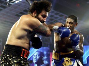 Jared Anderson W KO 4 Rodney Hernandez - boxen247.com