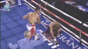 Ruben Cervera W KO 2 Rennard Oliver - boxen247.com