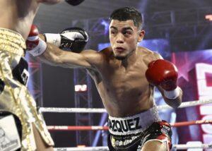 """Edward """"Kid"""" Vazquez W PTS 6 Adan """"Temo"""" Ochoa - boxen247.com"""