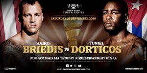 Briedis vs Dorticos WBSS II Cruiserweight Final Set For September 26th in Munich (Germany) - boxen247.com