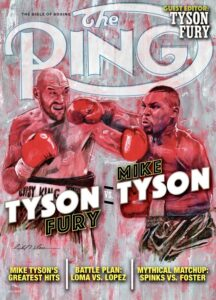 """""""I'm The Greatest Fighter That's Ever Lived"""" - Mike Tyson - boxen247.com"""