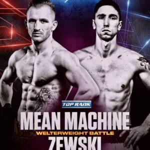 Egidijus Kavaliauskas & Mikael Zewski Make Weight & Full Fight Card Weights From Las Vegas | boxen247.com