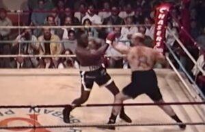 Bert Cooper vs Joe Savage (Boxer vs Street Fighter) | boxen247.com
