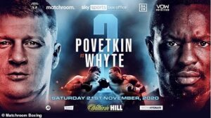 Dillian Whyte vs Alexander Povetkin 2 is OFF | boxen247.com