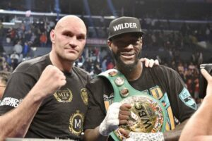 """""""I Think He Has Lost His Marbles"""" - Fury on Wilder   boxen247.com"""