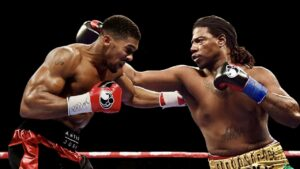 """""""He's Scared to Get Hit"""" - Former IBF Champ Charles Martin on Anthony Joshua   boxen247.com"""