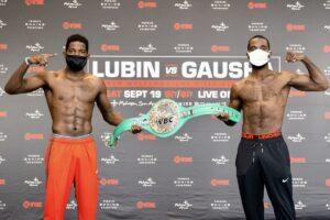 Lubin & Gausha Make Weight (Abreu Fails Twice) & Quotes   boxen247.com