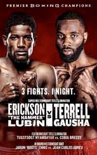 Lubin Defeats Gausha, Abreu Loses & Full Fight Card Results | boxen247.com
