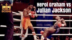 Remembering Herol Graham vs Julian Jackson (1990) | boxen247.com