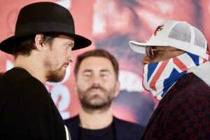 Usyk vs Chisora is 100% Confirmed For October 31st   boxen247.com