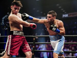 Bravo Outpoints Gallegos & Fight Card Results From Los Angeles | boxen247.com