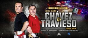 Chavez Sr. vs Jorge Arce Fight Card Fighters All Make Weight | boxen247.com