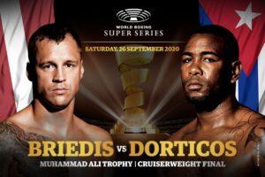 Mairis Briedis 198 vs Yuniel Dorticos 199 & Fight Card Weights (Munich) | boxen247.com