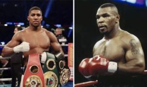 """I Would Love To Fight Joshua"" - Mike Tyson 