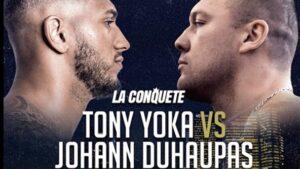 Tony Yoka vs Johann Duhaupas Video   boxen247.com