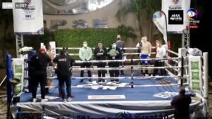 Serhii Defeats Alejandro Davila in Mexico | boxen247.com