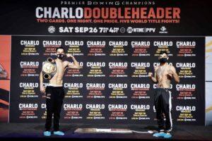 Brandon Figueroa Defeats Damien Vasquez | boxen247.com