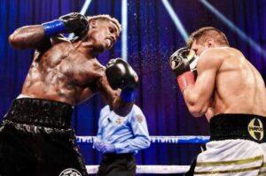 Jermall Charlo Defeats Sergiy Derevyanchenko | boxen247.com